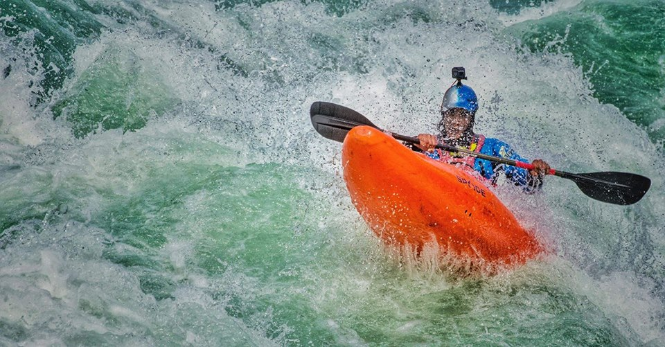 Ashu Rawat - Ashu Rawat is a whitewater kayaker from our own Rishikesh, Uttarkhand, India. Ashu is a recurring face in the Ganga Kayak Festival and is among the top paddlers of India.