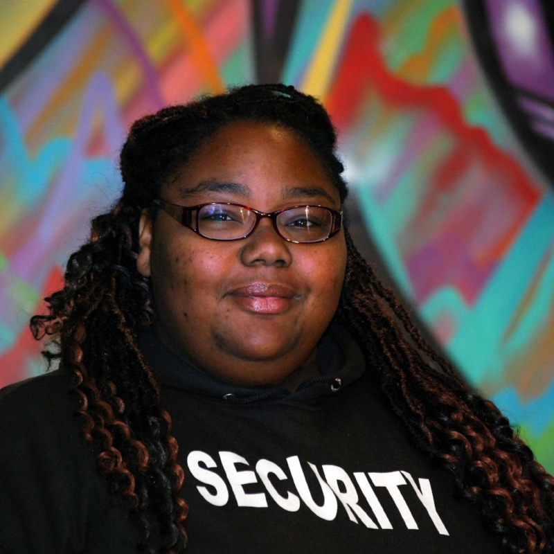 Security - Mesha R.