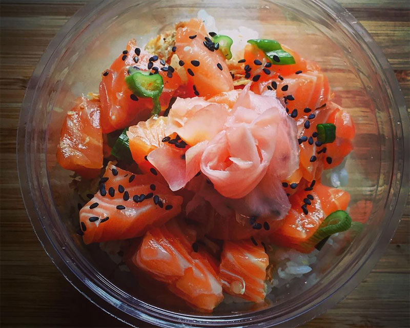 Island Poké to open in Soho