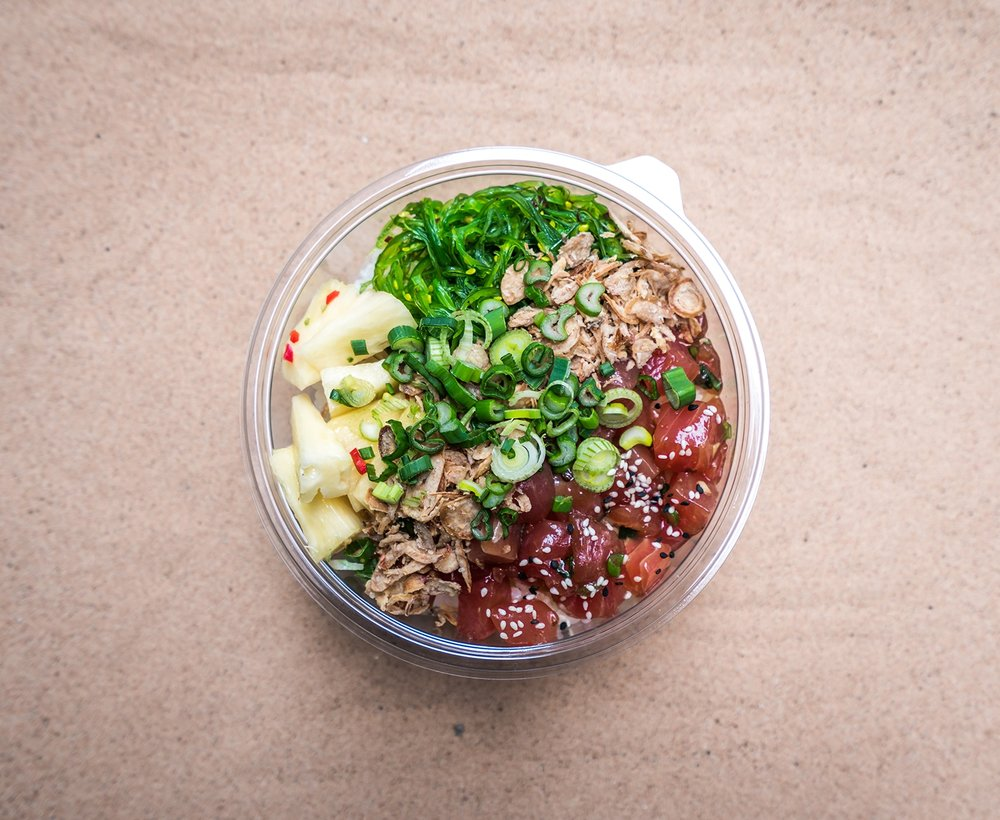 Island Poke to open in Broadgate Circle