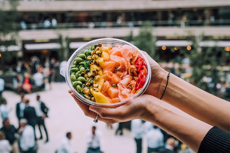 Island Poke to open in Canary Warf