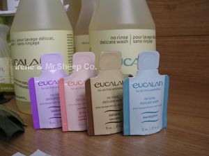 Eucalan Soaps and Wipes