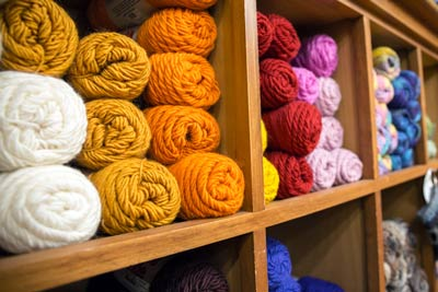 Check Out Our Yarn Collection   You won't find a better selection of yarn. No matter the size or color, you are sure to find what you're looking for.   Learn More