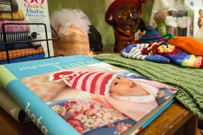 Books & Patterns Available We have everything you need to get the creative juices flowing. Our collection of books and patterns is sure to inspire your next project. Learn More
