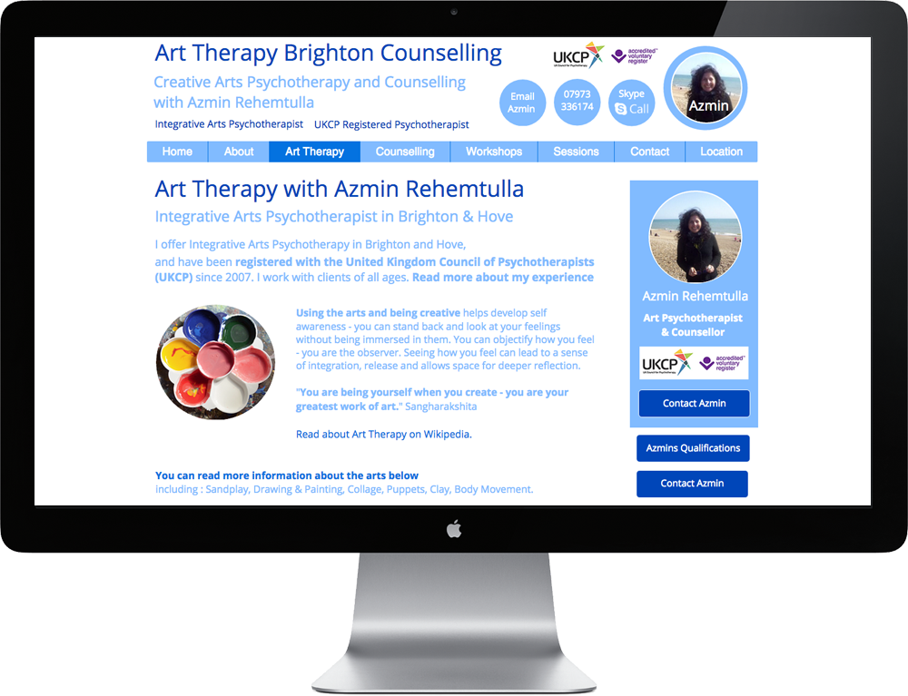 Art Therapy and Counselling
