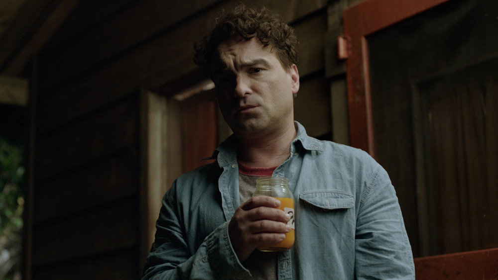 Johnny Galecki in THE MASTER CLEANSE
