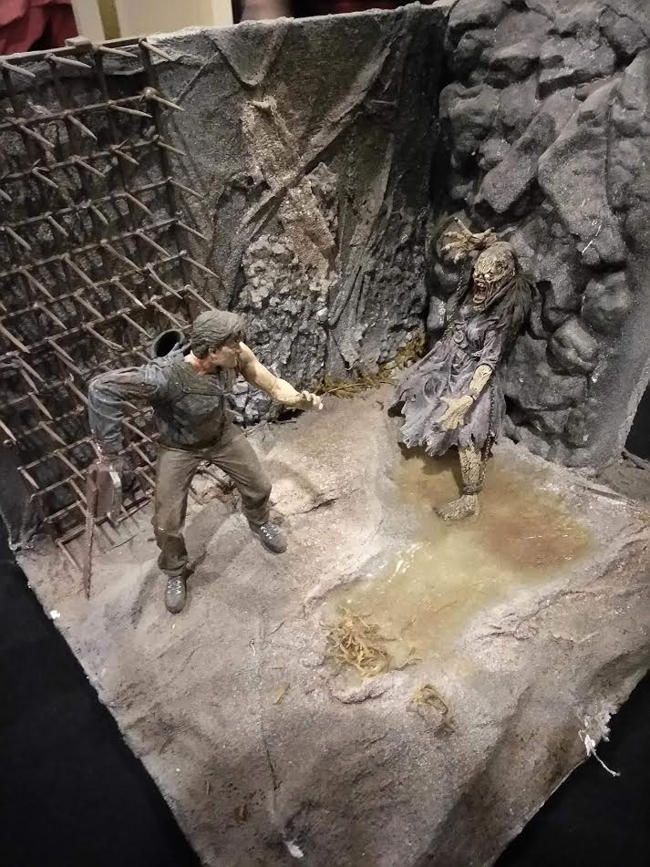 ARMY OF DARKNESS Diorama
