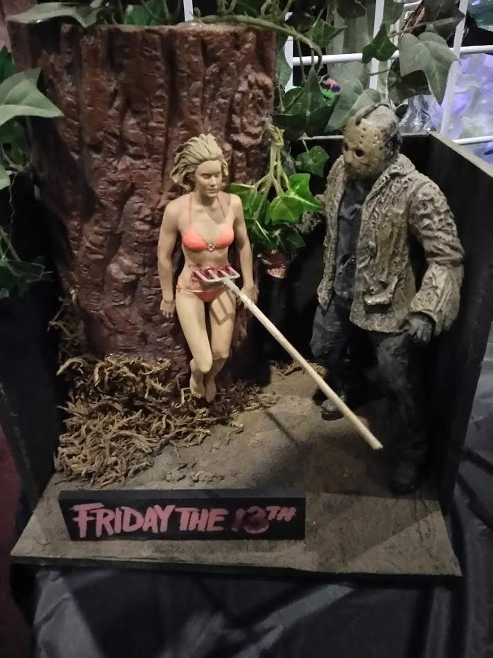 FRIDAY THE 13TH Diorama