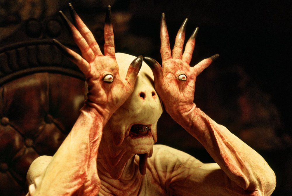 Doug Jones as The Pale Man