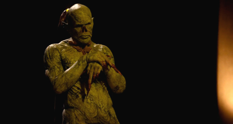 Doug Jones as The Ancient