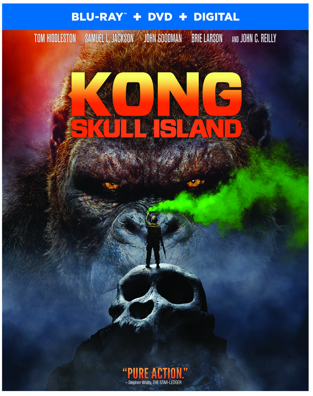 Kong skull island soundtrack on cd - Own Kong Skull Island On Ultra Hd Blu Ray 3d Blu Ray Blu Ray And Dvd On July 18 Or Own It Early On Digital June 20