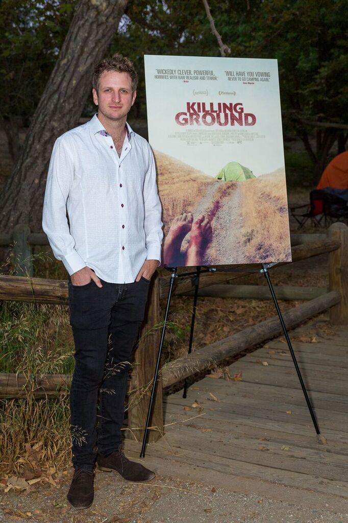 KILLING GROUND actor Aaron Glenane
