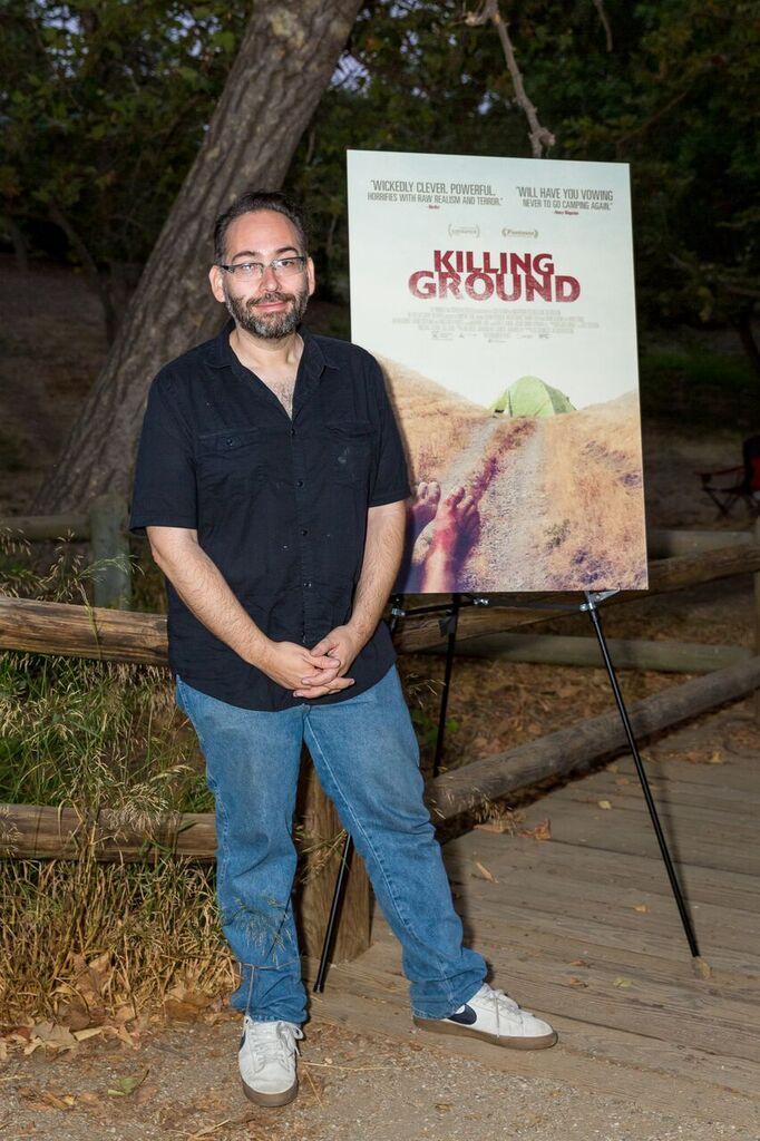 Filmmaker Mike Mendez