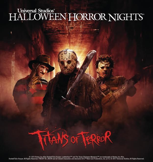 universal studios hollywood announces four slasher film legends for halloween horror nights - Halloween Movie History