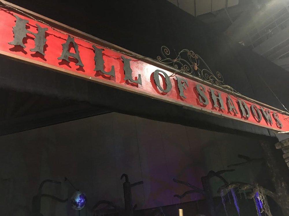 Hall of Shadows Entrance
