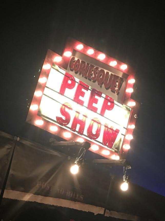 Gorlesque Presents: Peep Show