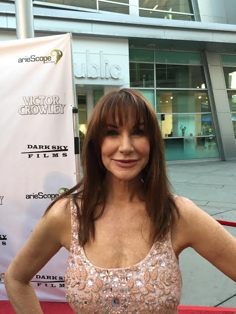 Actress Caroline Williams