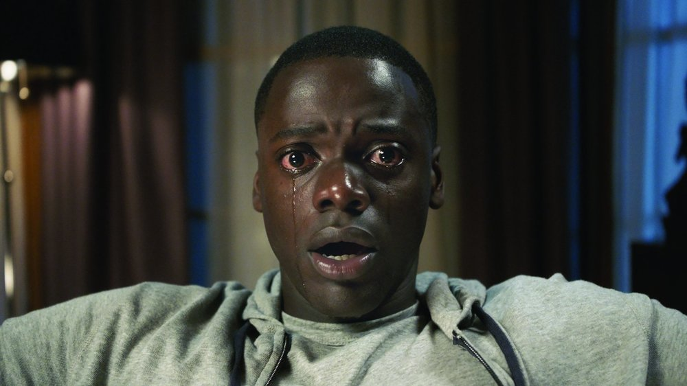 "Daniel Kaluuya in ""GET OUT"" from Universal Pictures"