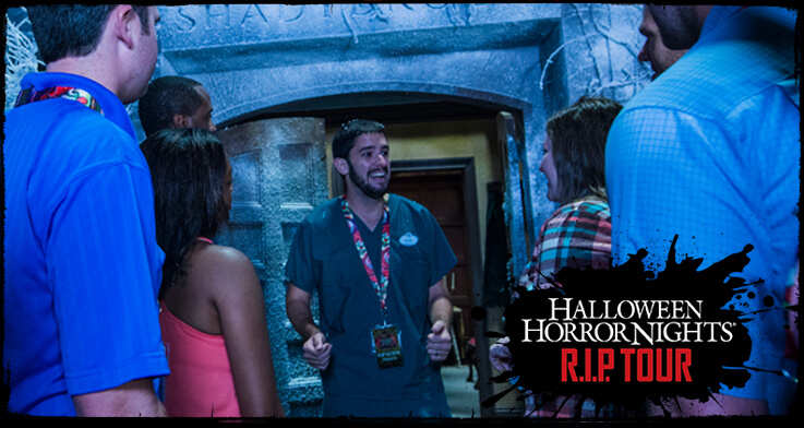 halloween horror nights hollywood rip tour