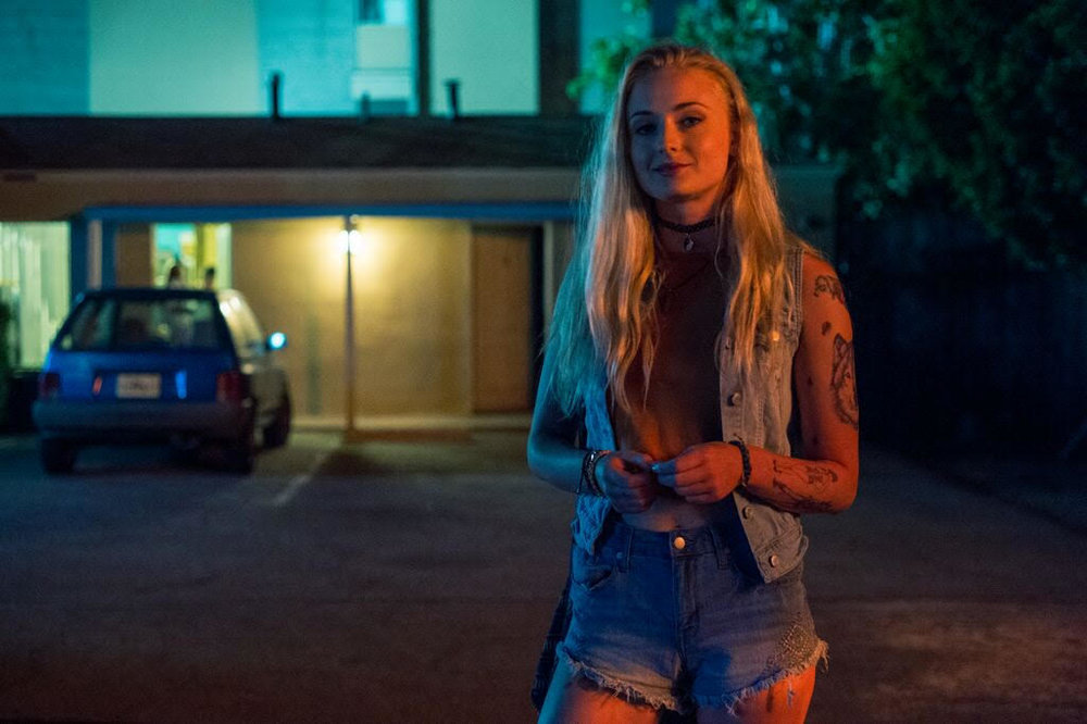 Actress Sophie Turner in JOSIE