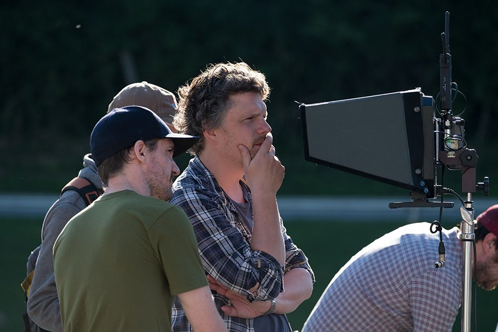 Director Johannes Roberts