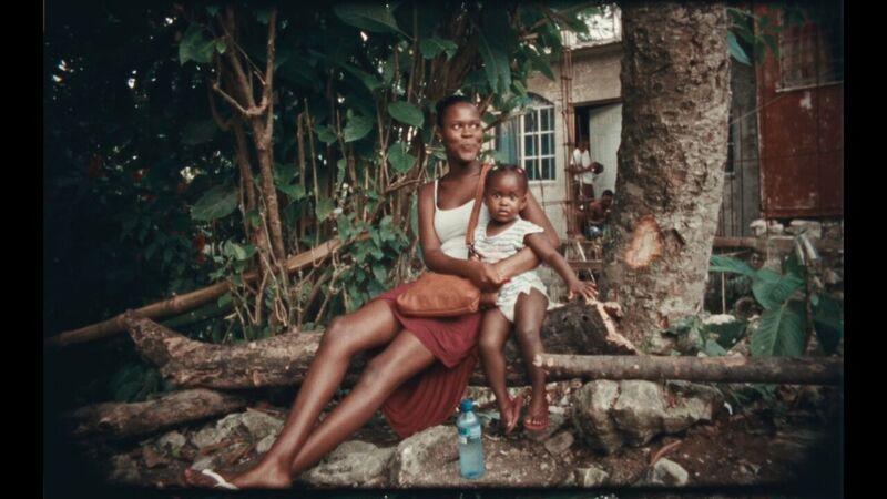 Still from BLACK MOTHER