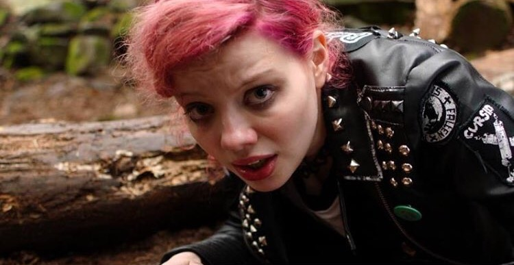 Chloe Levine as Chelsea in THE RANGER