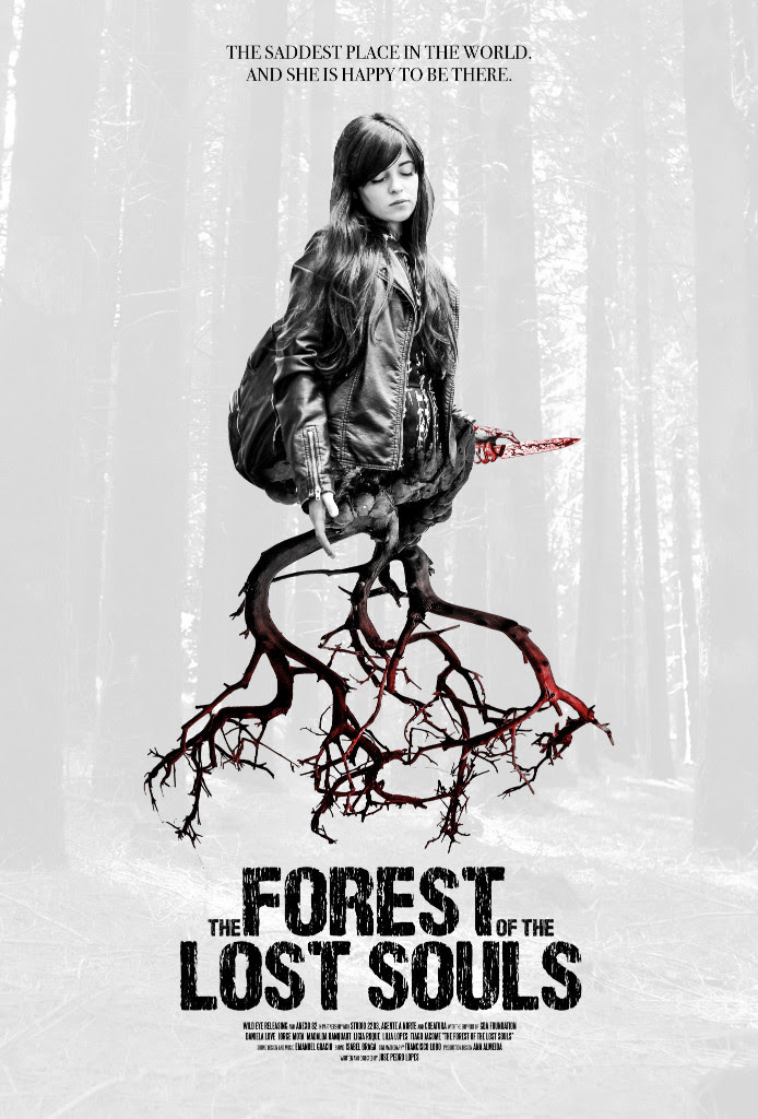 Movie Review: THE FOREST OF THE LOST SOULS (2017) — Nightmarish ...