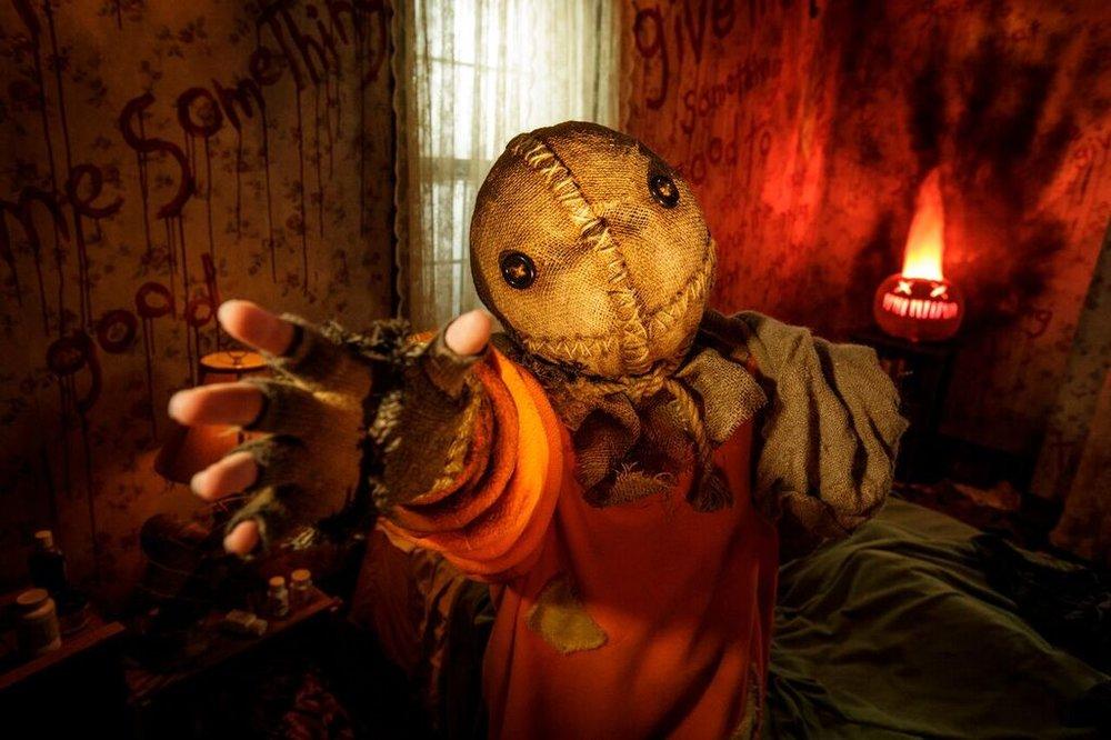 Trick 'R Treat Maze | Image Courtesy of Universal Studios