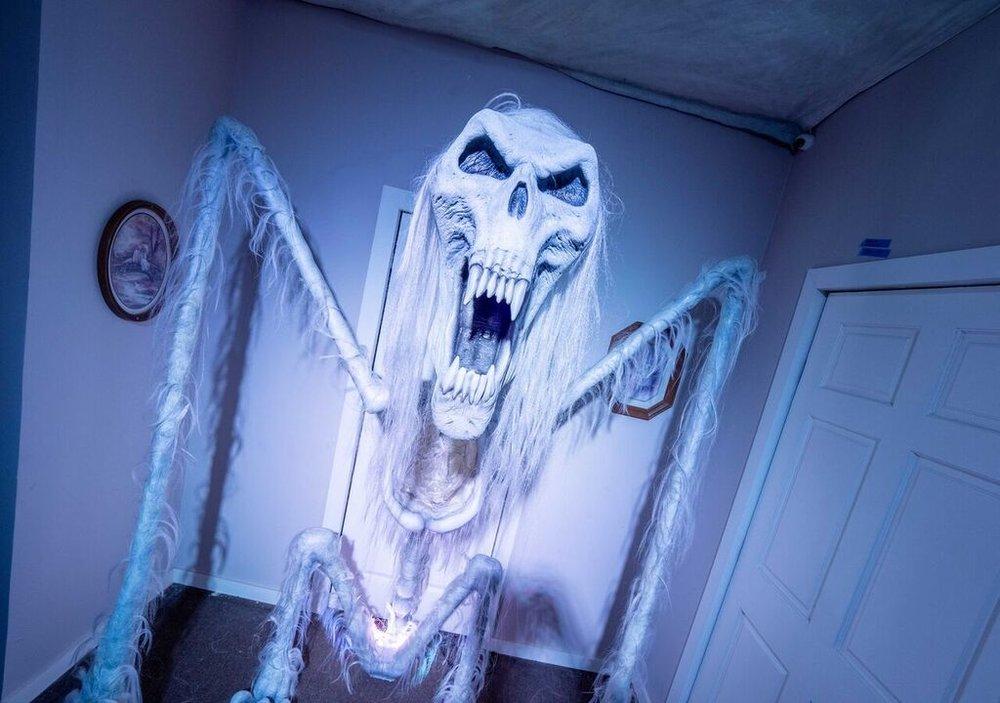 Poltergeist Maze | Image Courtesy of Universal Studios