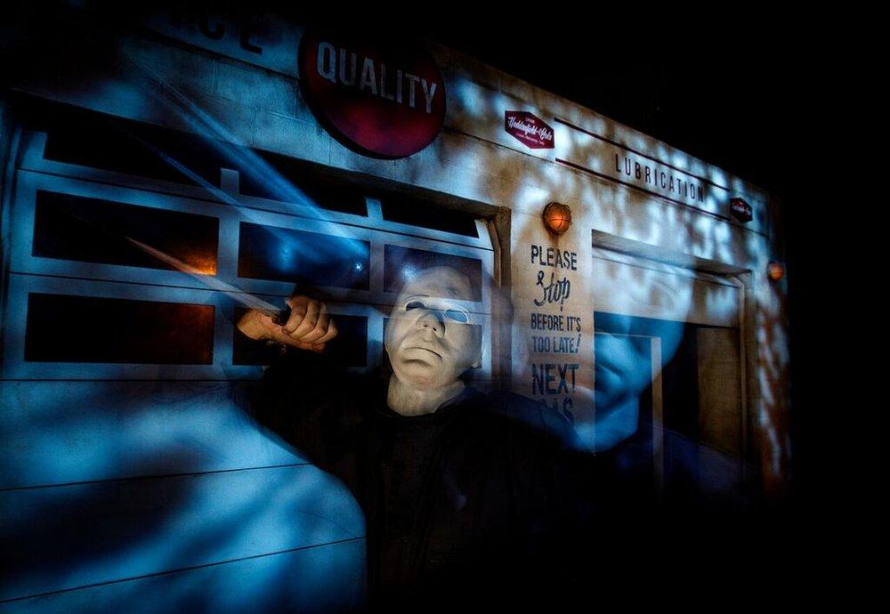 Halloween 4 Maze | Image Courtesy of Universal Studios