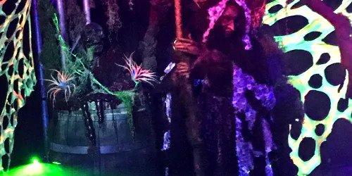 (Image via Six Flags Magic Mountain Fright Fest)
