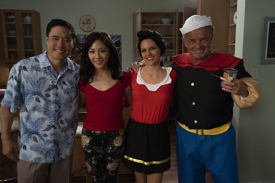 Randall Park, Constance Wu, Chelsey Crisp, Ray Wise - Fresh Off the Boat