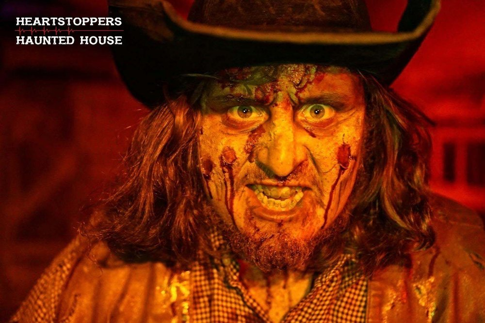 Heartstoppers Haunted House - Deadlands