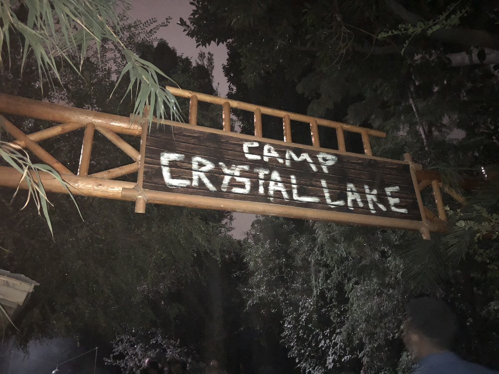 Horror Made Here - Nightmare on Camp Crystal Lake