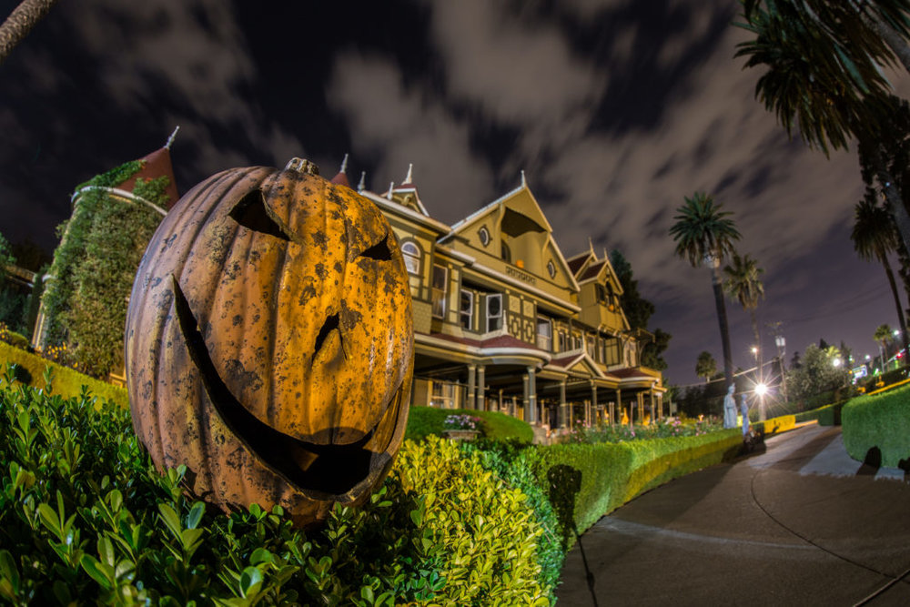 Photo Credit: Winchester Mystery House Website