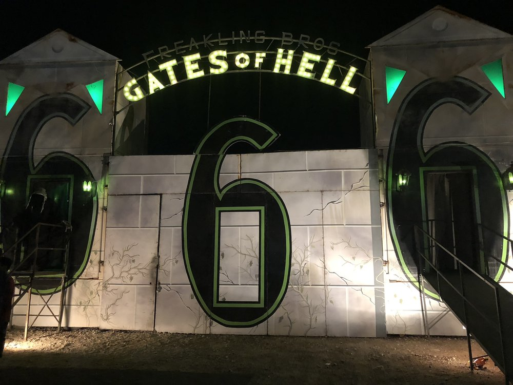 Freakling Bros. - Gates of Hell