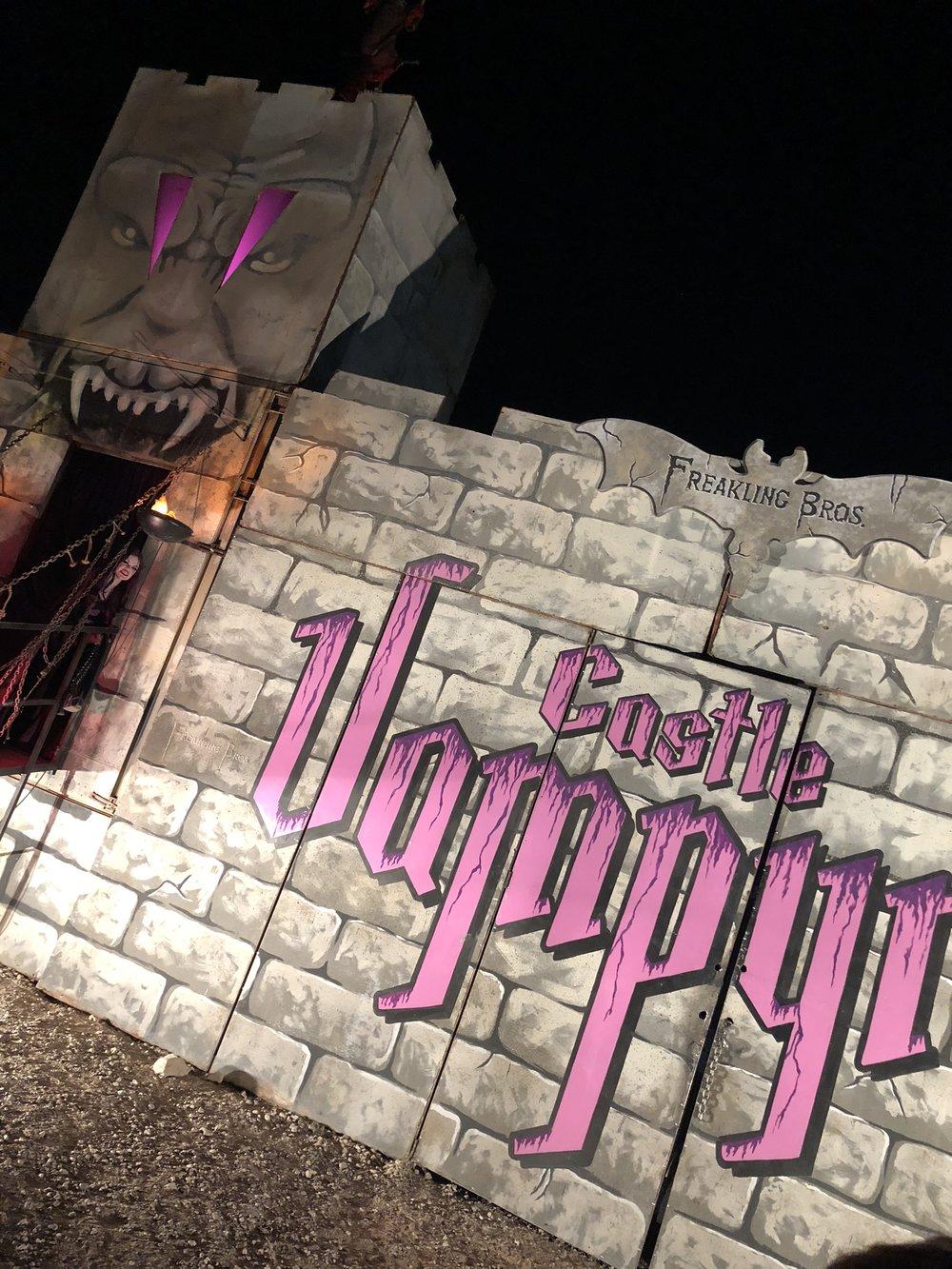 Freakling Bros. - Castle Vamypr