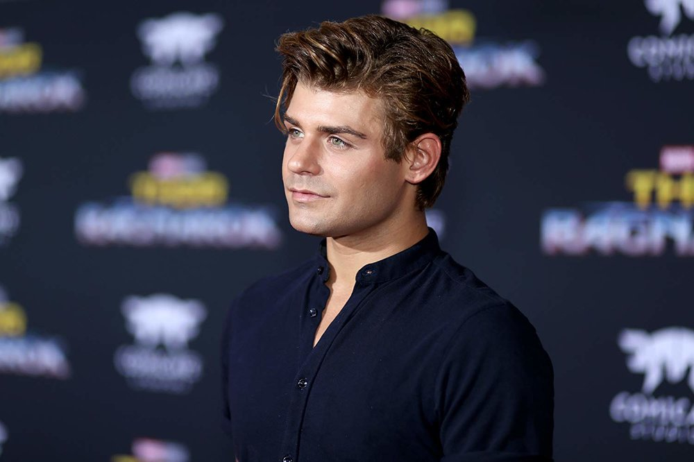 Garrett Clayton | Photo by: Rich Polk © 2017 Getty Images