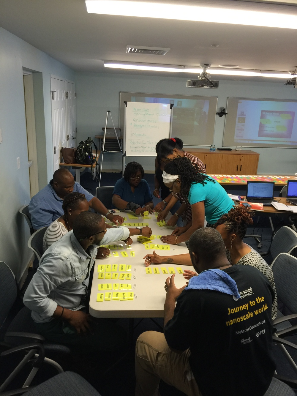 Territory educators participate in STEM Summer Workshop