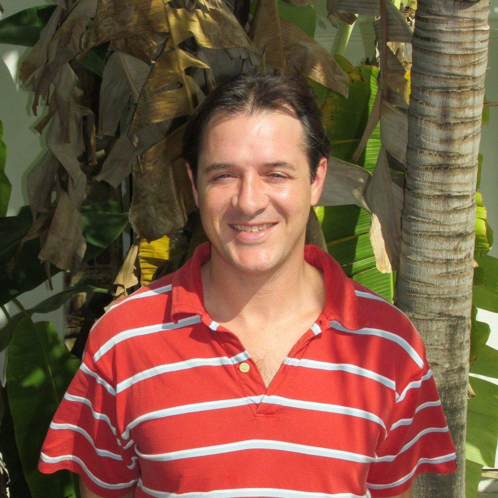 Tyler B. Smith, Ph.D. Associate Research Professor of Marine Science