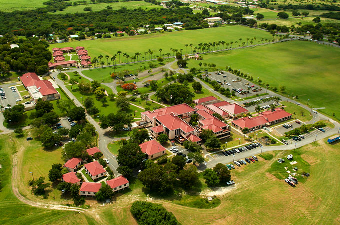 University of the Virgin Islands,Albert A. Sheen Campus, St. Croix