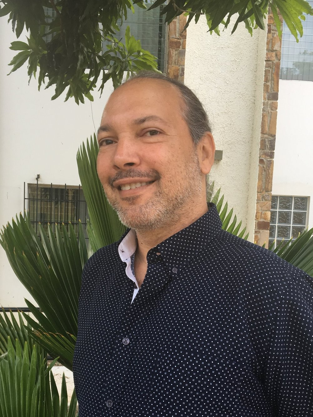 Edwin Cruz-Rivera, Associate Professor of Biology at the University of the Virgin Islands