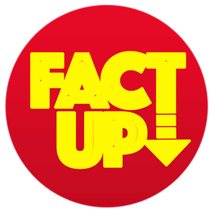 FACT UP ARTWORK