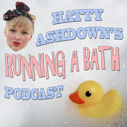 soaop, on soap, soap podcast, hatty's running a bath