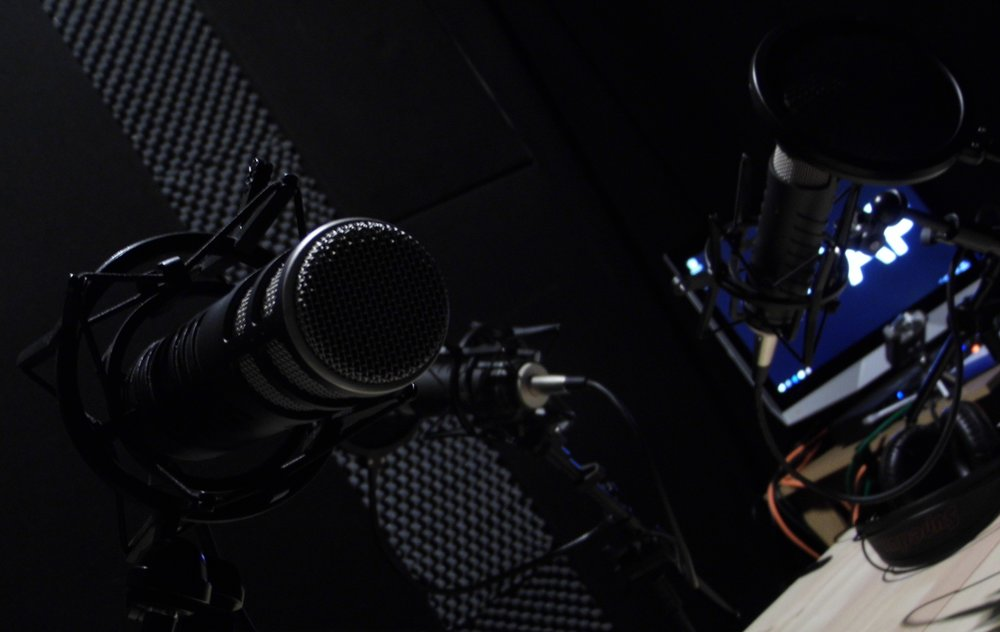 podcast studio hire, podcast hire, studio hire london, soap