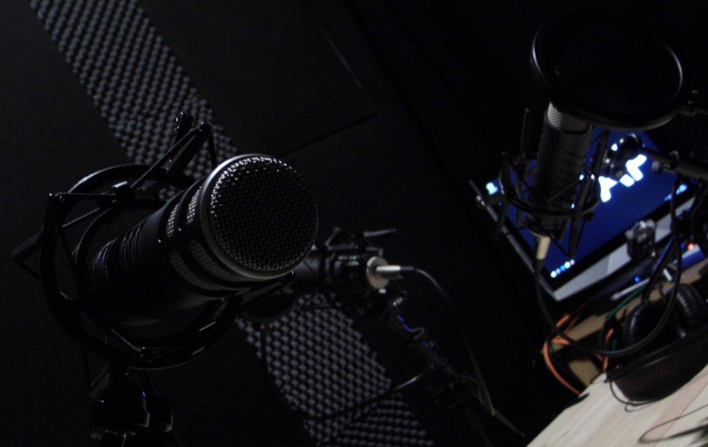 podcast studio hire, podcast hire, studio hire london, soap
