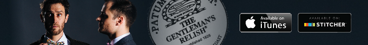 Gentlemens relish podcast