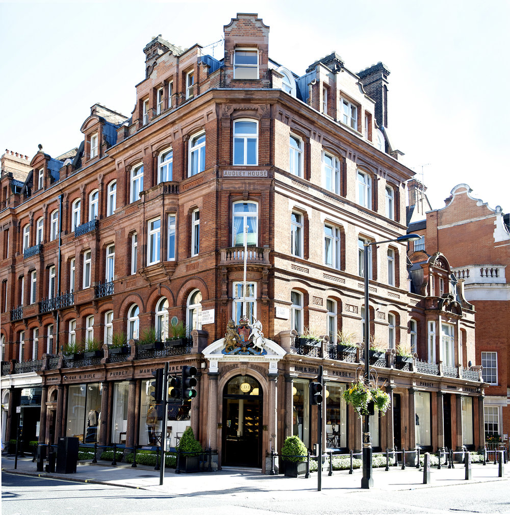 Audley House, Mayfair