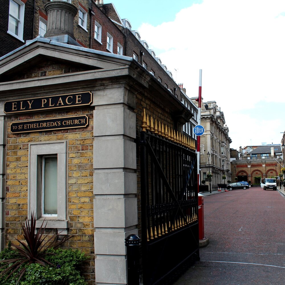 Ely Place, Chancery Lane